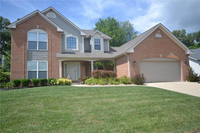 1211 Conrad Lane, O'Fallon, IL 62269 (#20031227) :: St. Louis Finest Homes Realty Group