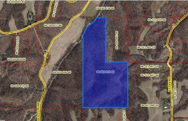 0 Sugar Hollow Rd., Grafton, IL 62037 (#20031234) :: Fusion Realty, LLC