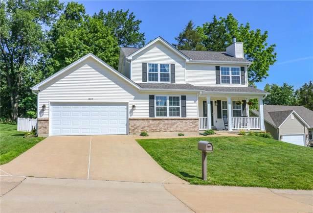 1809 Belmont Court, Festus, MO 63028 (#20031263) :: The Becky O'Neill Power Home Selling Team