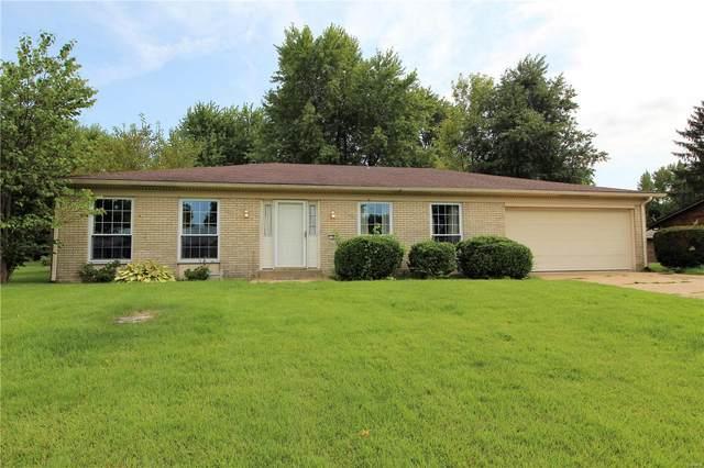 4 Ivan Court, Fairview Heights, IL 62208 (#20031274) :: Sue Martin Team