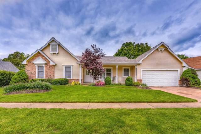 31 Saint Stanislaus Court, Florissant, MO 63031 (#20031448) :: Kelly Hager Group   TdD Premier Real Estate