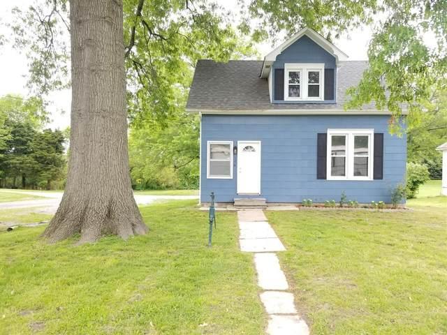 106 N Washington Avenue, OKAWVILLE, IL 62271 (#20031551) :: The Becky O'Neill Power Home Selling Team