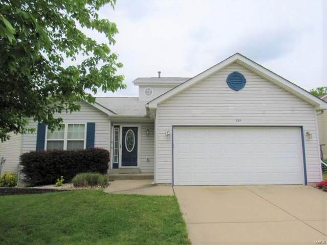 229 Eastbrook Drive, Belleville, IL 62221 (#20031560) :: Fusion Realty, LLC