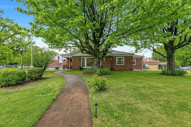 611 Morris Avenue, St Louis, MO 63125 (#20031585) :: St. Louis Finest Homes Realty Group