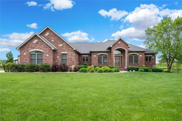 4 Ogle Ridgeway, Columbia, IL 62236 (#20031643) :: The Becky O'Neill Power Home Selling Team