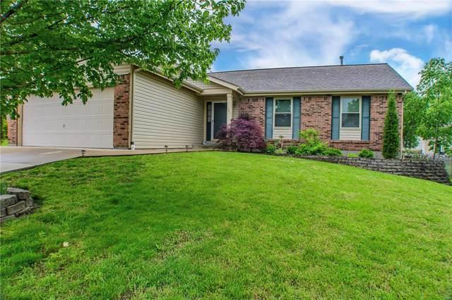 121 Bonnybridge Ct., Ellisville, MO 63021 (#20031694) :: The Becky O'Neill Power Home Selling Team