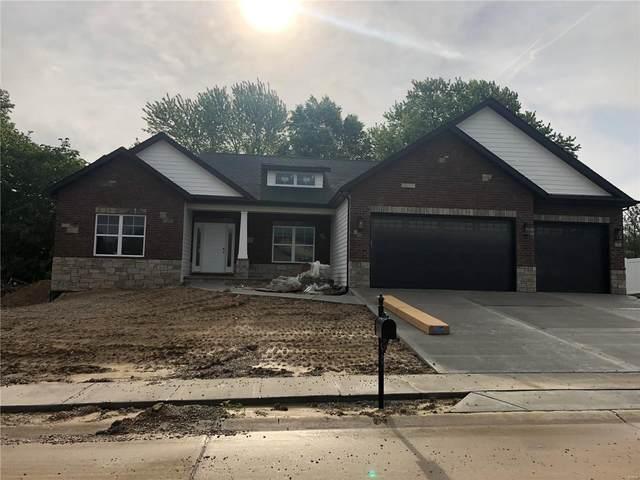 104 Oakshire Drive, Troy, IL 62294 (#20031789) :: Fusion Realty, LLC
