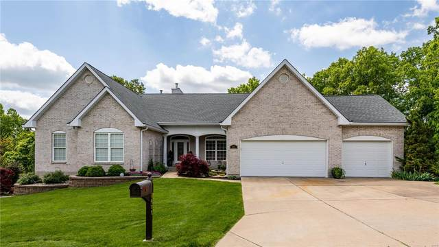 4406 S Fork Road, High Ridge, MO 63049 (#20031797) :: Sue Martin Team