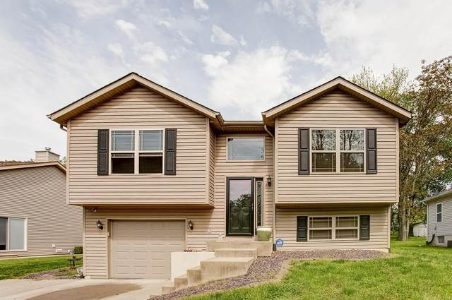 2214 Williams, Maryville, IL 62062 (#20031803) :: Tarrant & Harman Real Estate and Auction Co.