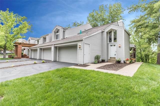 1878 Ridgeview Circle Drive, Ballwin, MO 63021 (#20031820) :: RE/MAX Professional Realty