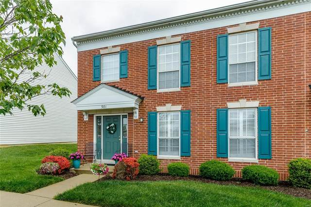 981 Rolling Thunder Drive, O'Fallon, MO 63368 (#20031821) :: Kelly Hager Group | TdD Premier Real Estate
