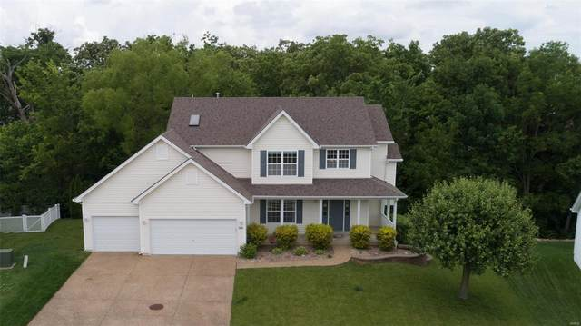 2009 Archway Drive, Wentzville, MO 63385 (#20031850) :: The Becky O'Neill Power Home Selling Team