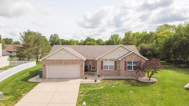 205 Little Creek Court, Smithton, IL 62285 (#20031900) :: RE/MAX Professional Realty