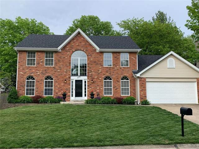 1216 Running Waters Drive, Saint Charles, MO 63304 (#20031913) :: Realty Executives, Fort Leonard Wood LLC