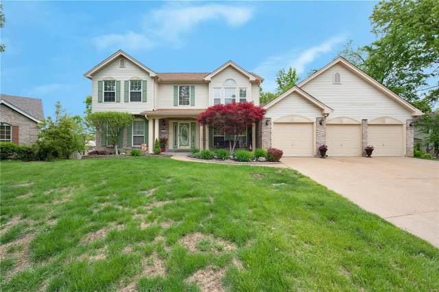 1100 Summerlake Estates Dr, Fenton, MO 63026 (#20031928) :: The Becky O'Neill Power Home Selling Team