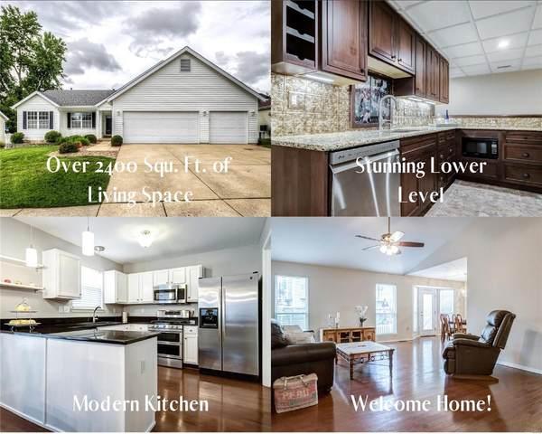 345 Falcon Hill Drive, O'Fallon, MO 63368 (#20031934) :: Kelly Hager Group | TdD Premier Real Estate