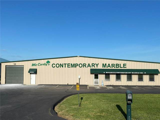 8533 Hanover Industrial Drive, Columbia, IL 62236 (#20031935) :: Clarity Street Realty