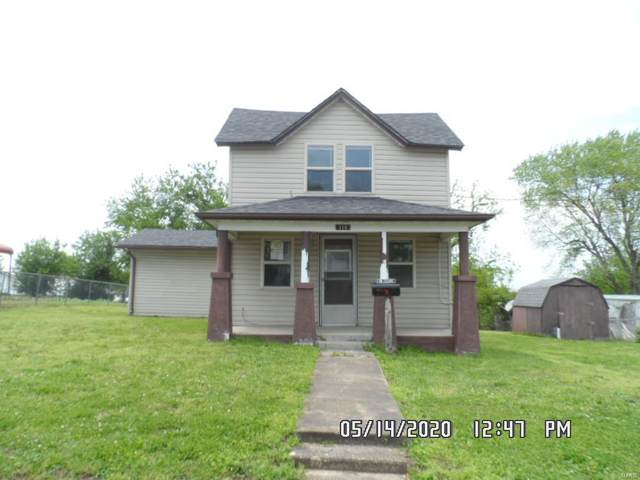 119 Summit Street, Bonne Terre, MO 63628 (#20031944) :: Sue Martin Team