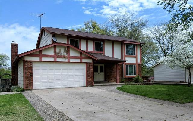 2332 Pheasant Run Drive, Maryland Heights, MO 63043 (#20031952) :: St. Louis Finest Homes Realty Group