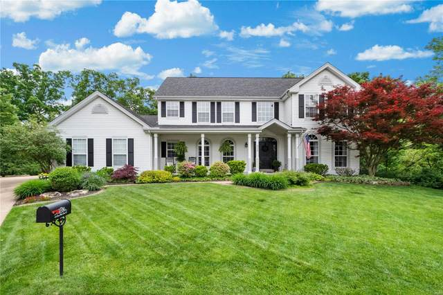 924 Crown Pointe Terrace Court, Wildwood, MO 63021 (#20031957) :: Kelly Hager Group | TdD Premier Real Estate