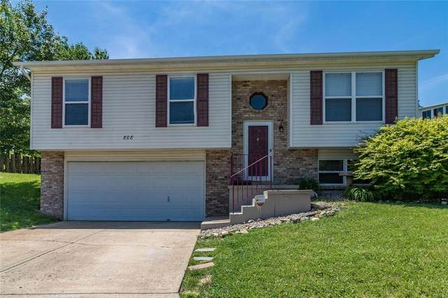 808 Green Apple Court, Arnold, MO 63010 (#20031958) :: Parson Realty Group