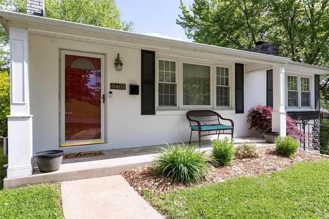9401 Daisy, St Louis, MO 63123 (#20031962) :: Walker Real Estate Team