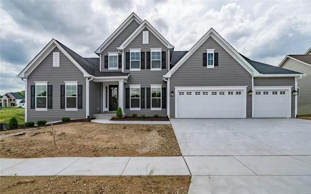 17050 Woodchuck Place, Chesterfield, MO 63005 (#20031968) :: The Becky O'Neill Power Home Selling Team