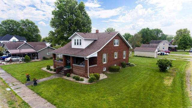 212 W 2nd South Street, MOUNT OLIVE, IL 62069 (#20032065) :: The Becky O'Neill Power Home Selling Team
