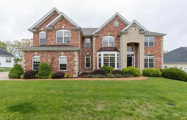1360 Mallet Hl, Ellisville, MO 63021 (#20032076) :: The Becky O'Neill Power Home Selling Team