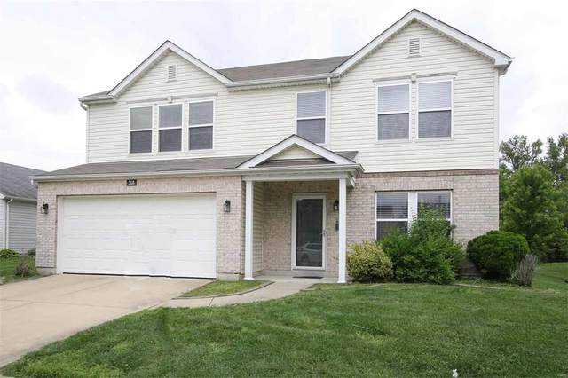 368 Falling Leaf Way, Mascoutah, IL 62258 (#20032098) :: St. Louis Finest Homes Realty Group