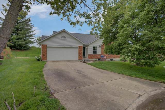 1129 Saddlebrook Court, Saint Charles, MO 63304 (#20032108) :: Realty Executives, Fort Leonard Wood LLC