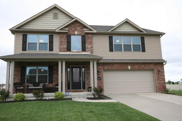 2626 Welsch Drive, Shiloh, IL 62221 (#20032139) :: St. Louis Finest Homes Realty Group