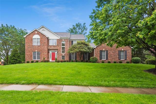 110 Bogey Estates Drive, Saint Charles, MO 63303 (#20032150) :: St. Louis Finest Homes Realty Group