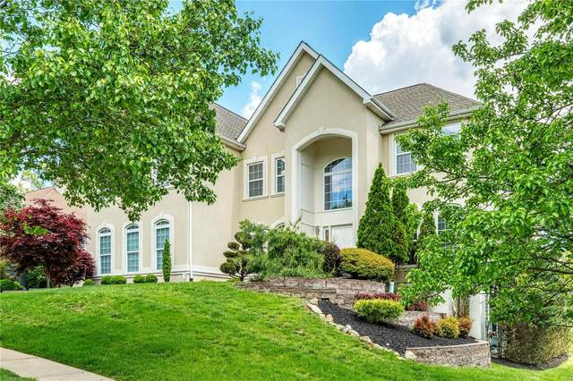 1290 Polo Lake Drive, Ellisville, MO 63021 (#20032181) :: The Becky O'Neill Power Home Selling Team