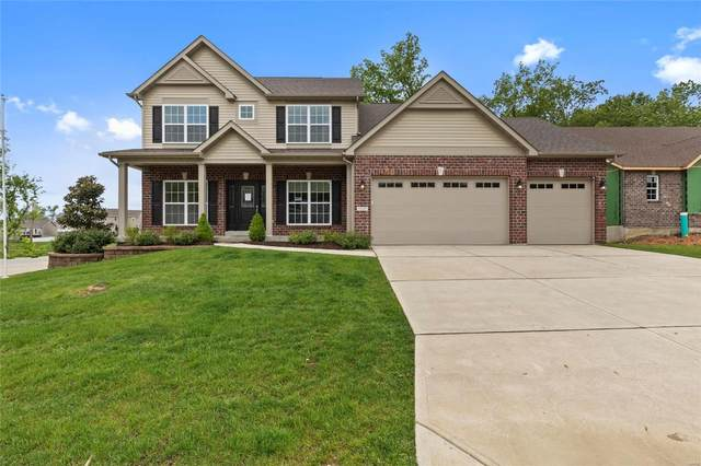 5147 Greensfleder Valley Ct, Eureka, MO 63025 (#20032221) :: The Becky O'Neill Power Home Selling Team