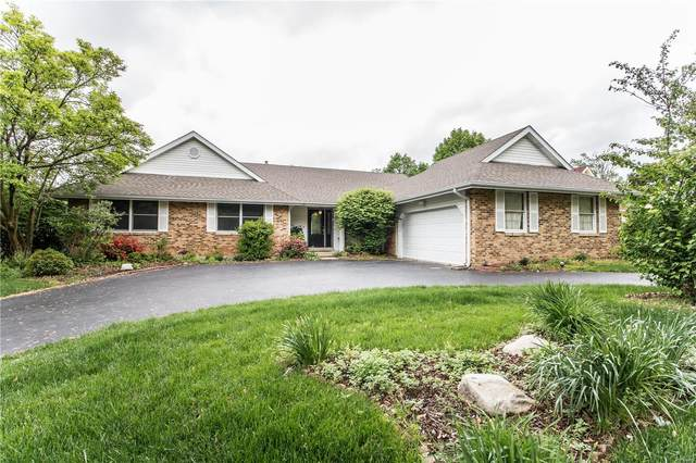 14645 Oak Orchard Court, Chesterfield, MO 63017 (#20032238) :: The Becky O'Neill Power Home Selling Team