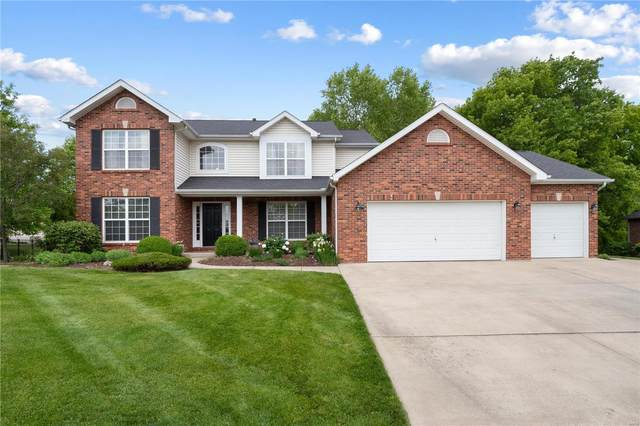 513 Overbrook Circle, O'Fallon, IL 62269 (#20032251) :: Kelly Hager Group | TdD Premier Real Estate
