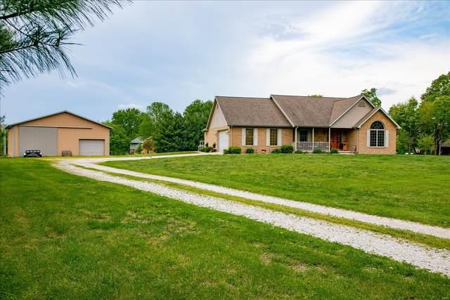 13745 Kayser Road, Highland, IL 62249 (#20032287) :: Kelly Hager Group | TdD Premier Real Estate
