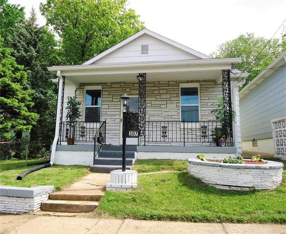 307 Weiss Avenue, St Louis, MO 63125 (#20032312) :: The Becky O'Neill Power Home Selling Team