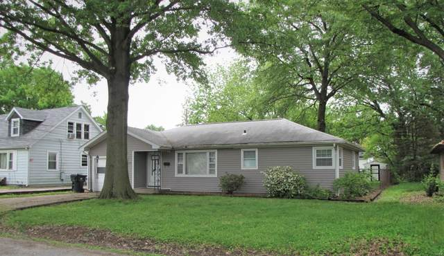 639 N 38th, Belleville, IL 62226 (#20032313) :: Fusion Realty, LLC