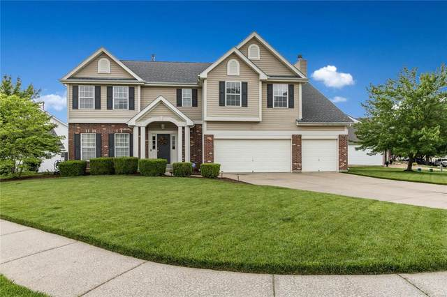 2129 Avalon View Drive, Fenton, MO 63026 (#20032332) :: St. Louis Finest Homes Realty Group