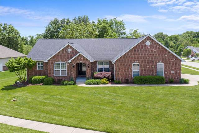 8504 Armsleigh Place, O'Fallon, IL 62269 (#20032333) :: Kelly Hager Group | TdD Premier Real Estate