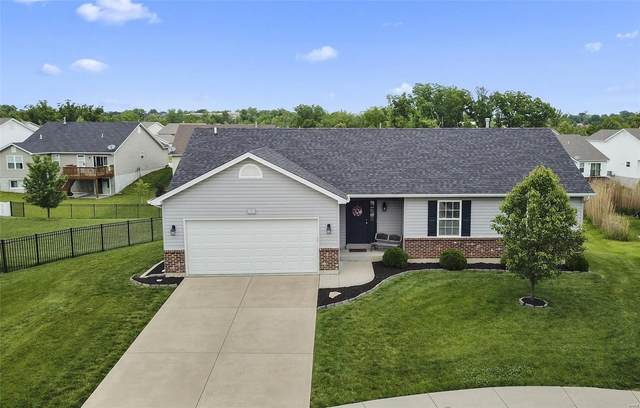 519 Cimarron Woods, Wentzville, MO 63385 (#20032352) :: Kelly Hager Group | TdD Premier Real Estate