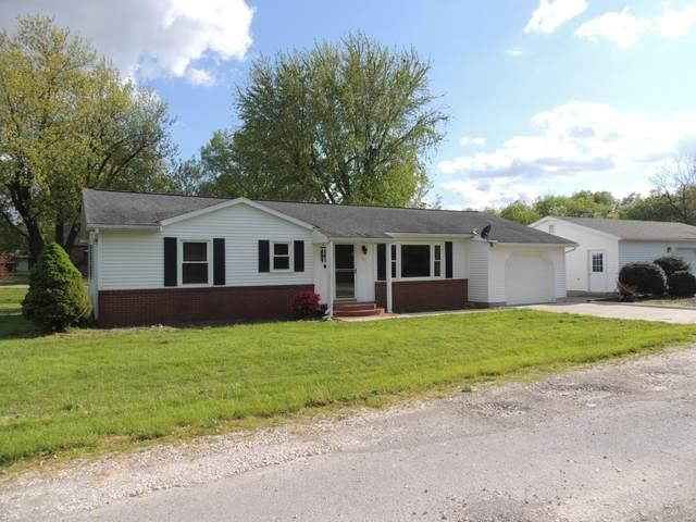 305 W 2nd Street, Kinmundy, IL 62854 (#20032398) :: Matt Smith Real Estate Group