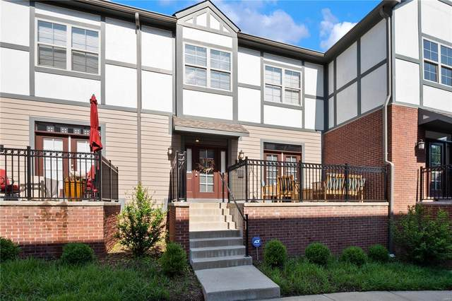 3608 Flad Avenue #402, St Louis, MO 63110 (#20032460) :: PalmerHouse Properties LLC