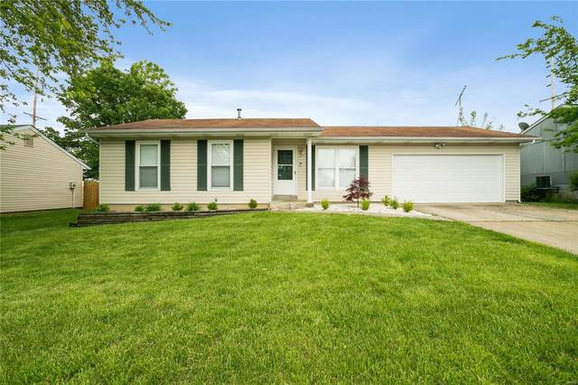1342 White Hawk Drive, O'Fallon, MO 63366 (#20032462) :: Kelly Hager Group | TdD Premier Real Estate