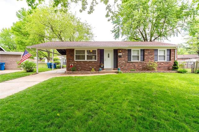7383 Caione Ct, Hazelwood, MO 63042 (#20032471) :: Kelly Hager Group   TdD Premier Real Estate
