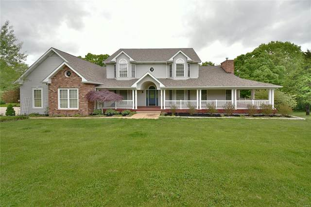 4017 Ridge Crest Drive, Barnhart, MO 63012 (#20032482) :: The Becky O'Neill Power Home Selling Team