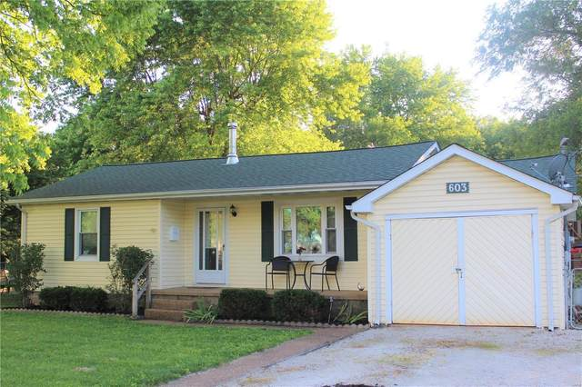 603 N Columbus, Pacific, MO 63069 (#20032497) :: St. Louis Finest Homes Realty Group