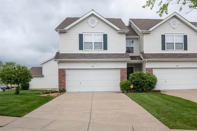 497 Flowering Magnolia, O'Fallon, MO 63366 (#20032504) :: The Becky O'Neill Power Home Selling Team